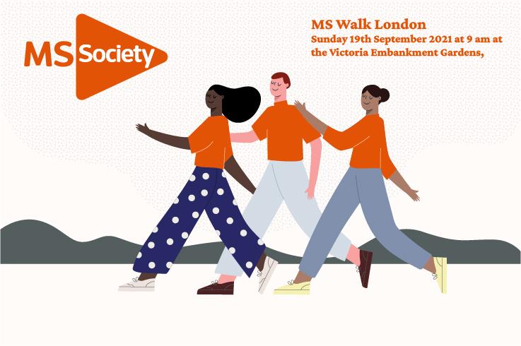 MS Walk London